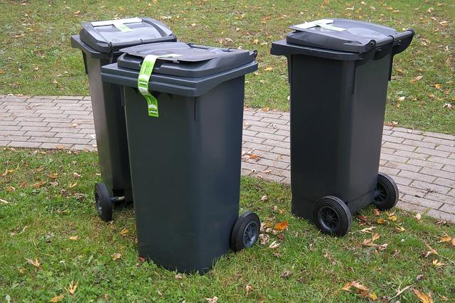 Poplatky za odpad